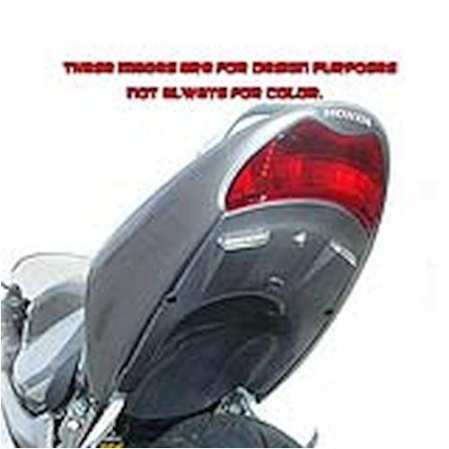 Gloss Black Rear Tire Hugger Fits CBR F4I 2001-2003